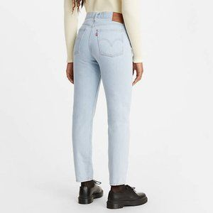 Levi's Wedgie Fit High Waisted Ankle Jeans 26 NWT